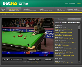 Snooker Streaming